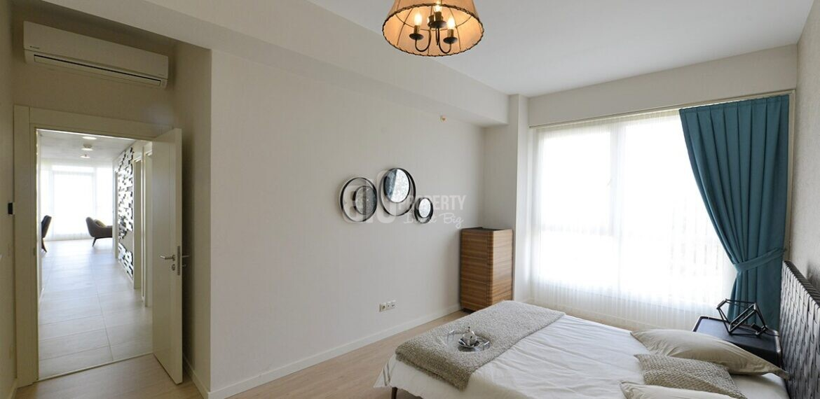 buying home in turkey Asian Side Symbol dizayn apartments for sale sea and ısland view asian side of istanbul Kartal