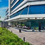 ready to move commercial unit nurol tower in city center for sale sisli istanbul