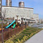 Dumankaya konsept horizontal arthitectural family apartment with green garden