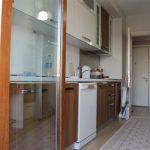 Dumankaya konsept horizontal arthitectural family apartment kicthen with green garden