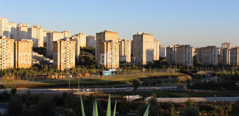 Dumankaya konsept horizontal arthitectural family apartment with with turkish passaport