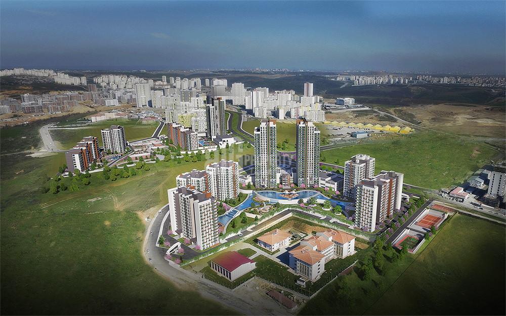 Başakşehir region for real estate investment