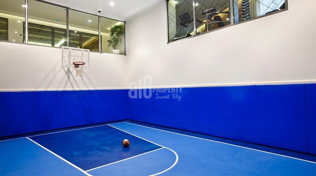 basketbool saloon in nef atakoy