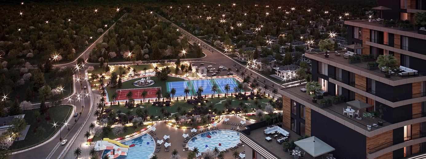 Esenyurt region for real estate investment