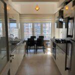 flat kitchen in istanbul saraylari