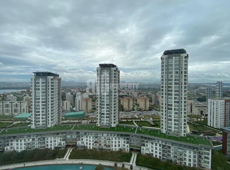 ready to move apartment for sale in tema istanbul