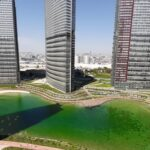 Akkoza complex turkish citizenshi property with akbati shopping mall for sale bahcesehir istanbul