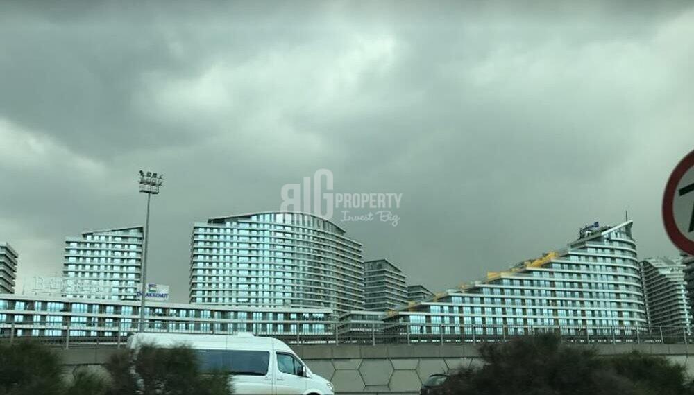 Batisehir Real Estate for sale with turkish citizenship in basaksehir istanbul