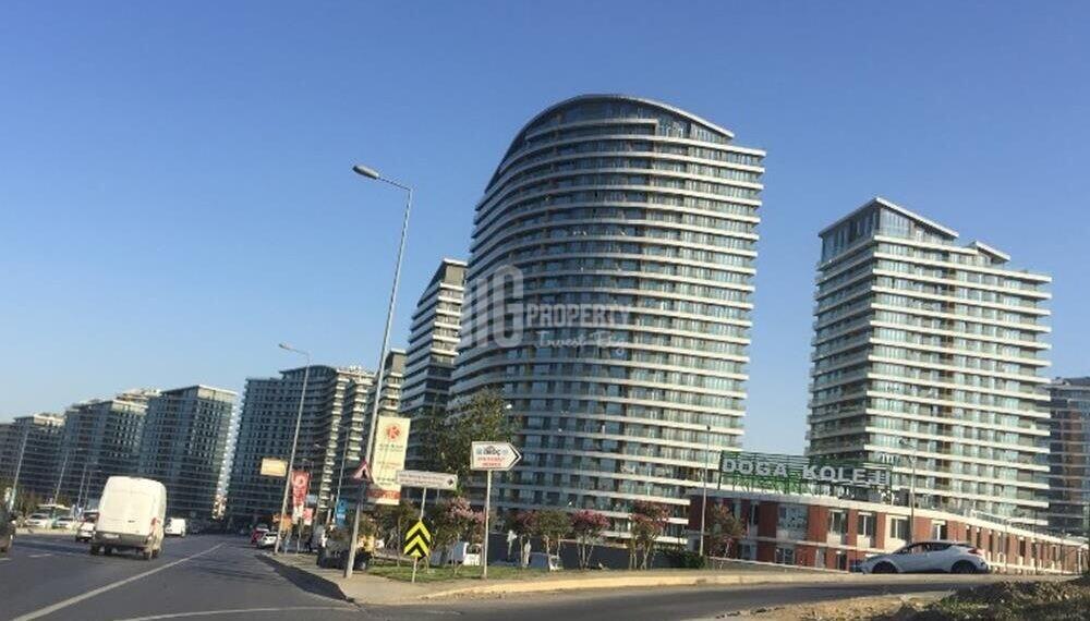 Batisehir Real Estate for sale with turkish citizenship in basaksehir istanbul (2)