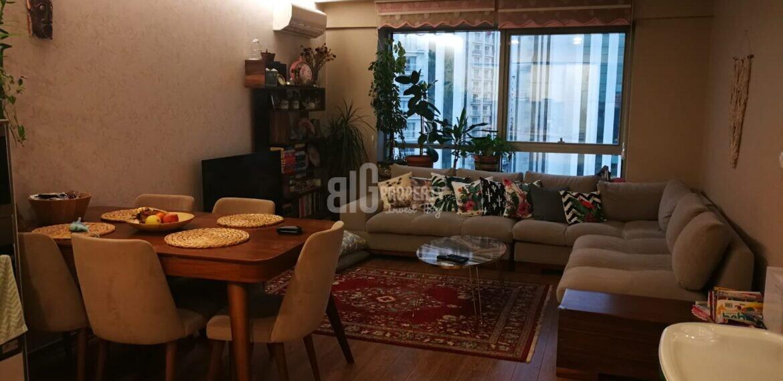 Prestige Park Turkish Citizenship 3 room property living room for sale in esenyurt istanbul