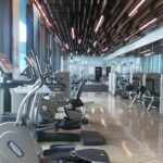 Trump Tower Luxury properties gym for sale in istanbul