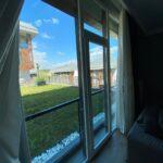 garden view apartment in emlak konut ayazma evleri