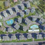 general plan prestige park project in esenyurt istanbul