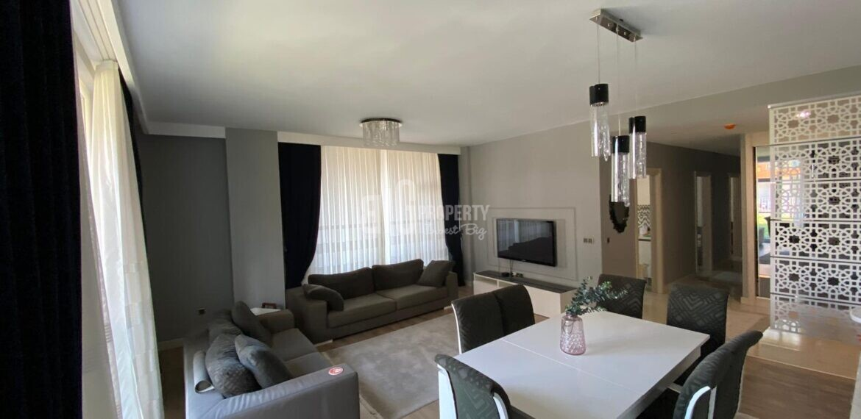 living room emlak konut ayazma evleri