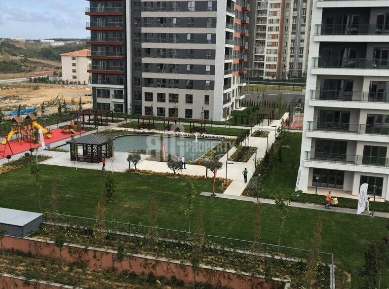 tahincioglu nida park kayasehir turkish passport property for sale in basaksehir istanbul