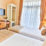 New Sisli Central Hotel with a city view for sale in Istanbul
