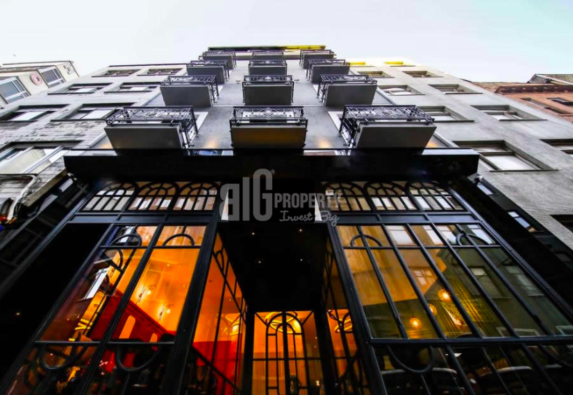 Botique hotel for sale in Taksim İstanbul