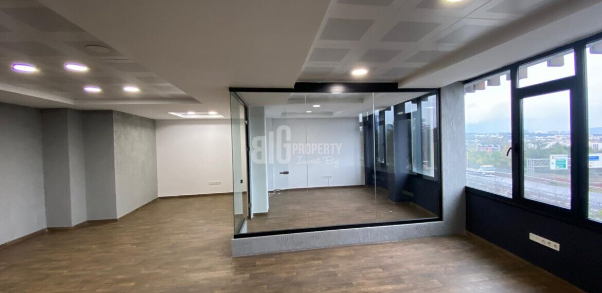 Maslak commercial building real estate for sale in istanbul