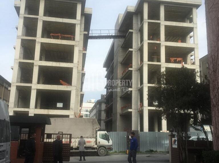 Bakirkoy whole building for sale with best price in Bakirkoy İstanbul