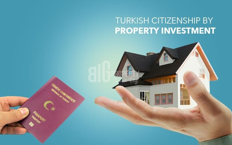 Buying a property and Obtaining Turkish Citizenship